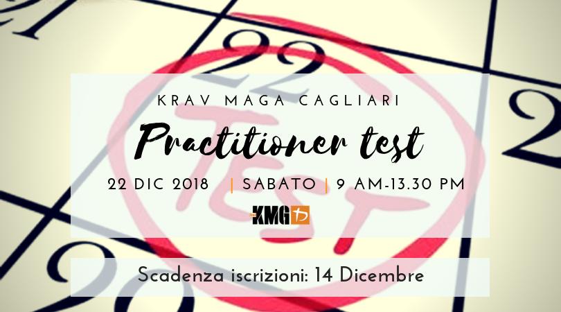 Test per i livelli PractitionerKMG