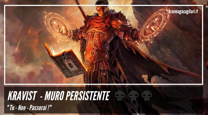 Magic the Gathering : Muropersistente
