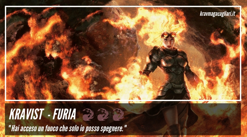 Magic the gathering:Furia!