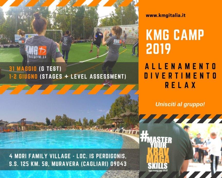 KMG Camp 2019