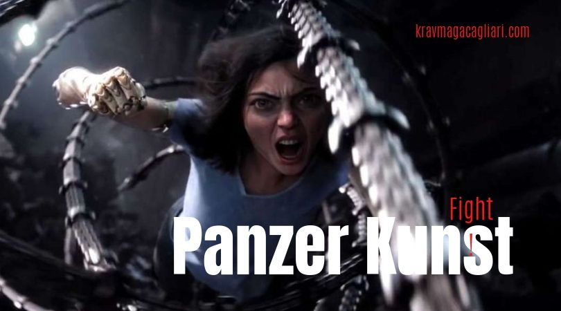Panzer Kunst – Fight!