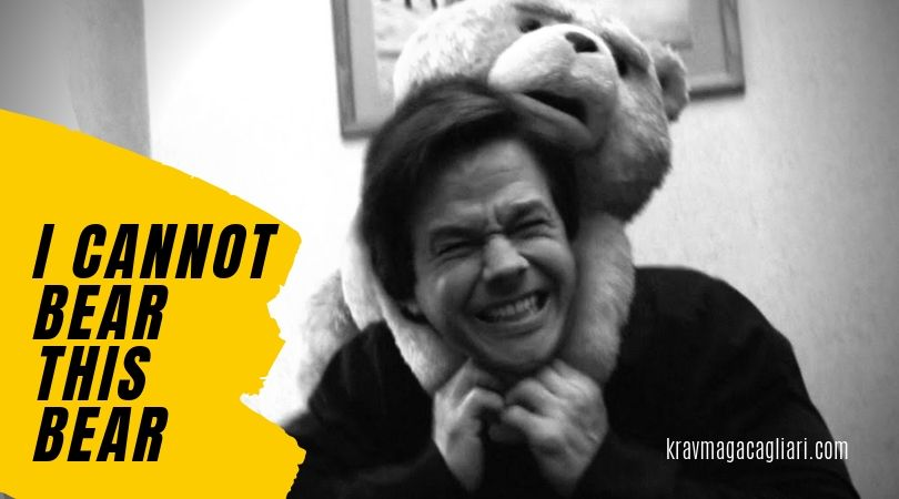 I cannot bear thisbear