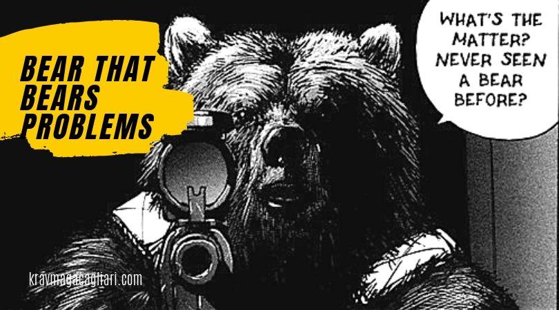 Bear that bearsproblems