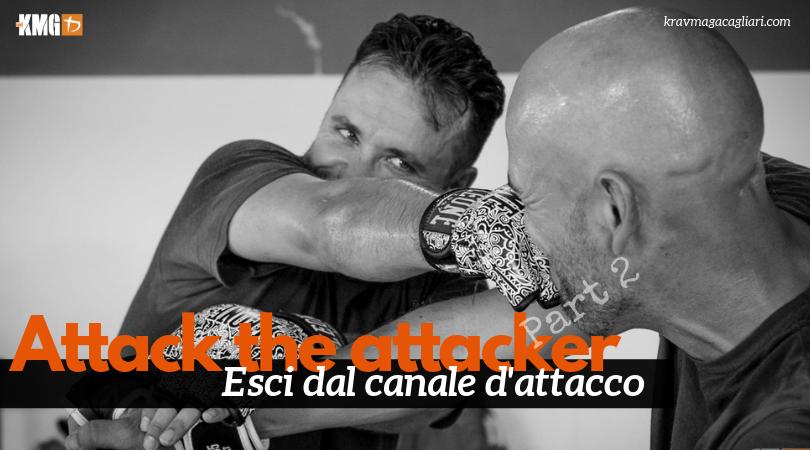 KMG's Attack the Attacker. Esci dalcanale!