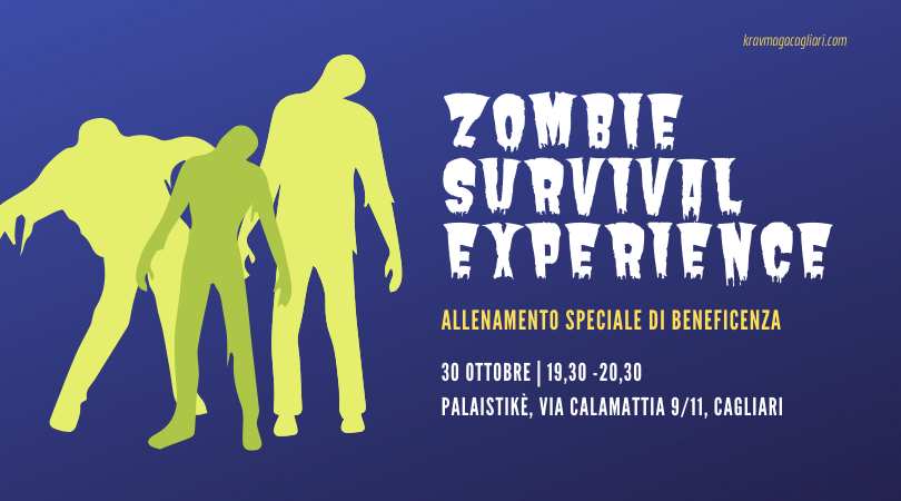 Zombie Survival Experience.