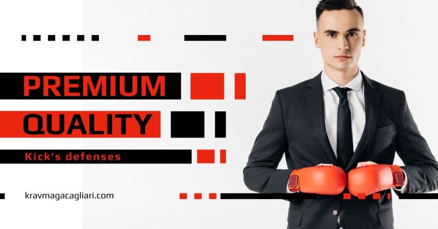 Premium quality kick'sdefenses